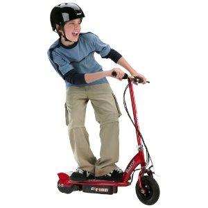 Razor Electric E100 scooter